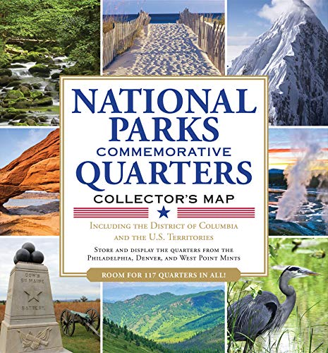 National Parks Commemorative Quarters Collector