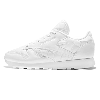 Reebok Classic Leather QUILTED Shoes Latest Styles, Women
