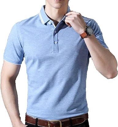 Camisas De Polo De Verano De Los Hombres Mode De Camisa De ...