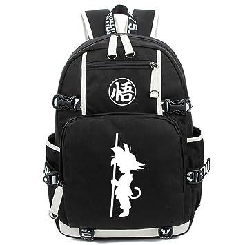 fe1b5a6b3d66 YOYOSHome Anime Dragon Ball Z Cosplay Bookbag Messenger Bag Backpack School  Bag