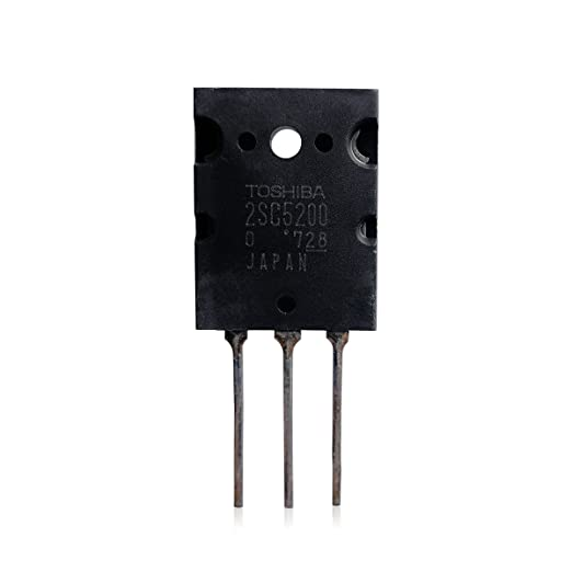 Amazon.com: 2SA1943 2SC5200 Pair of PNP and NPN Power Amplifier Transistor for Fidelity Audio Amp: Industrial & Scientific