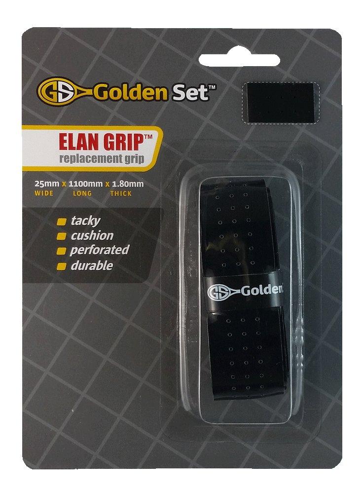 Golden Set Elan Grip, Black, Replacement Grip