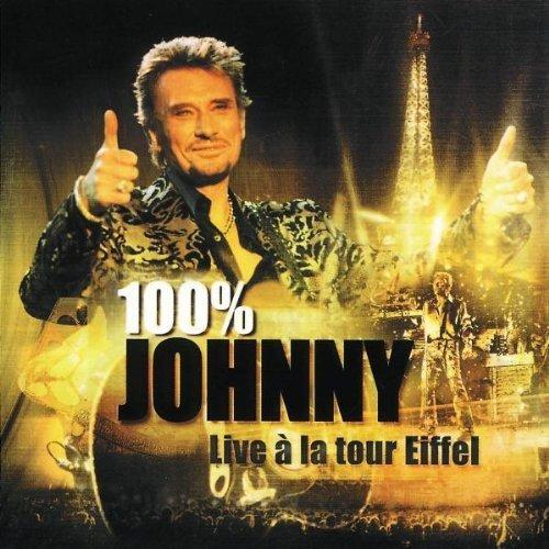 100% Johnny Live a la tour Eiffel by Mercury Import