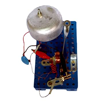Buy funwood games electric bell do it yourself kit for school funwood games electric bell do it yourself kit for school science projects solutioingenieria Image collections