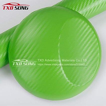 Amazon.com: 10/20/30/40/50/60CM X 152CM/LOT 3D Carbon Fiber ...
