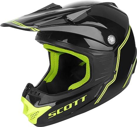 Bike Helm weiß 2016 Scott 350 Pro MX Enduro Motorrad