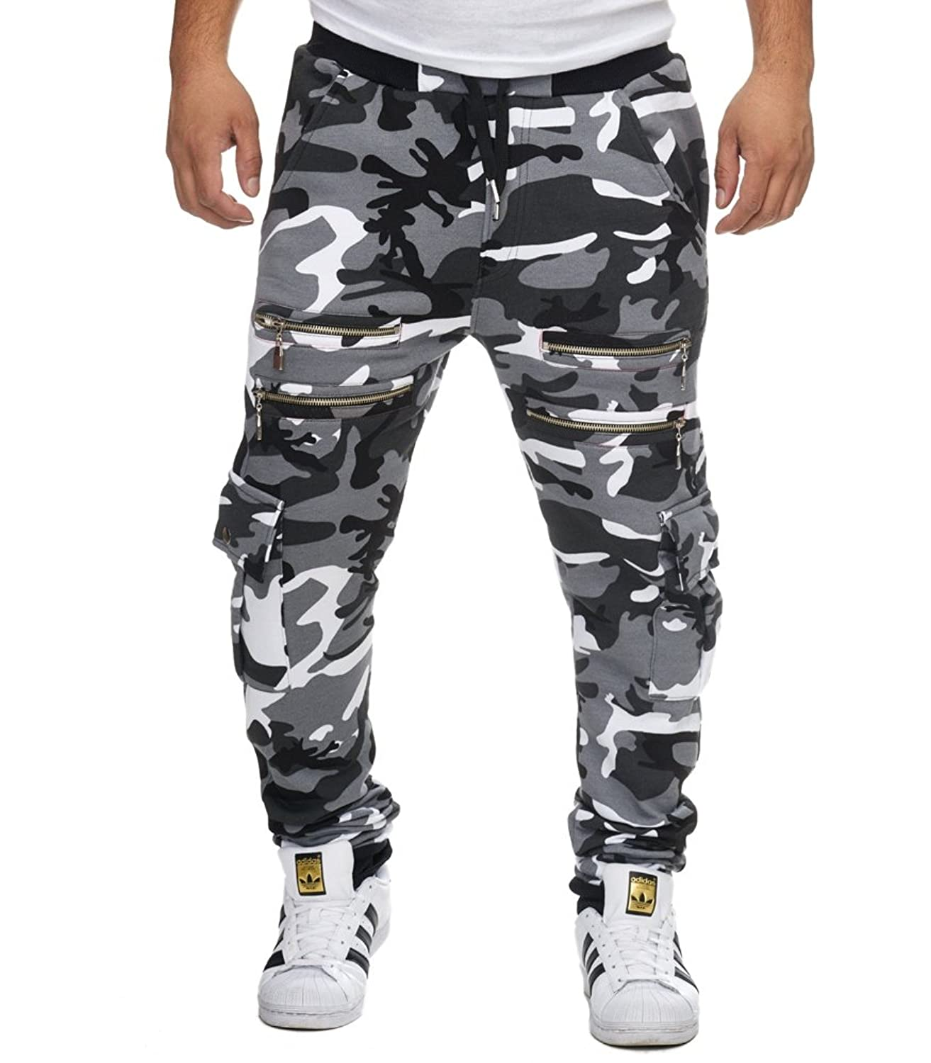 Sarouel Homme Camouflage