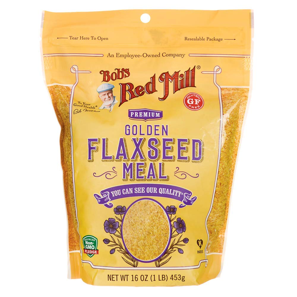 Bobs Red Mill Flaxseed Meal Golden, 16 oz