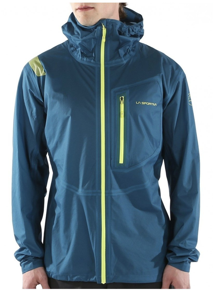 La Sportiva Discovery Hoody B073G3LN9K Large|レイク レイク Large