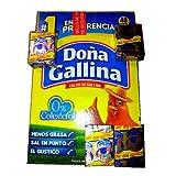 Chicken Bouillon Doña Gallina 48 Cubes Box 528g From Dominican Republic