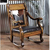 Country Road's Cowboy Spirit Rocking Chair