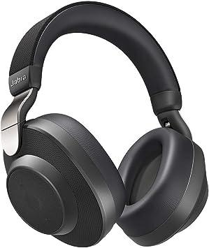 Jabra Elite Active 85h – Auriculares Inalámbricos Over-Ear, Cancelación Activa de Ruido, Batería de Larga Duración para Llamadas y Música, Negro Titanio: Amazon.es: Electrónica