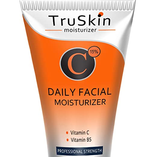 The True Skin Daily Facial Moisturizer travel product recommended by Stefanie Almond on Pretty Progressive.