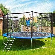 Trampoline Sprinklers for Kids LHSM 15M Trampoline Sprinkler Games Toy Stuff Trampoline Water Sprinklers Outdo