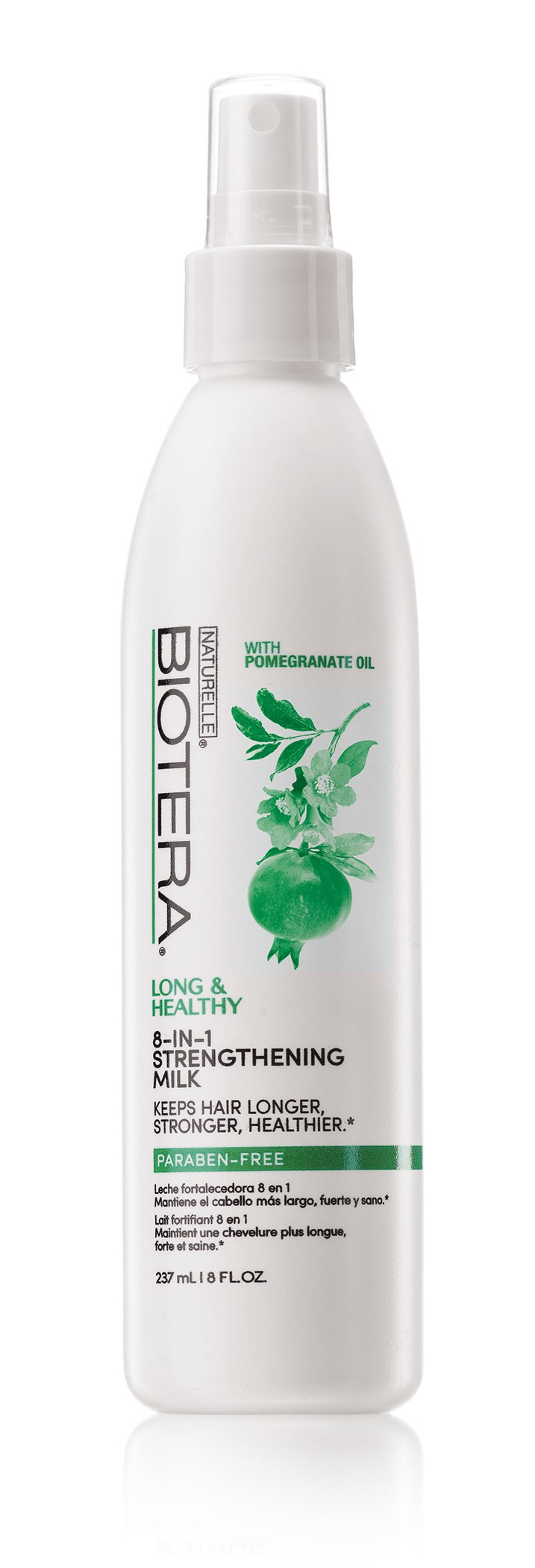 Biotera Long and Healthy 8-in-1 Strengthening Milk, 8-Ounce