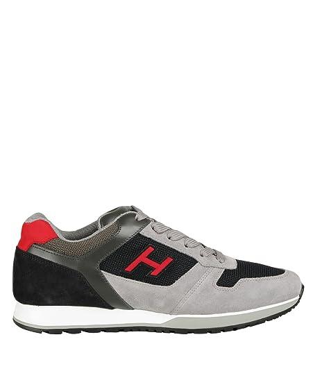 premium selection 94c53 383a6 Hogan Sneakers H321 Uomo MOD. HXM3210Y861 5: Amazon.it ...