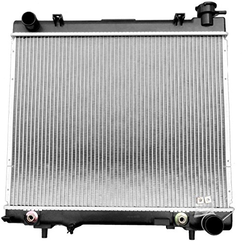 SCITOO 2883 Radiator fits for 2005-2007 Dodge Dakota Extended/Crew Cab Pickup 4-Door 3.7L -