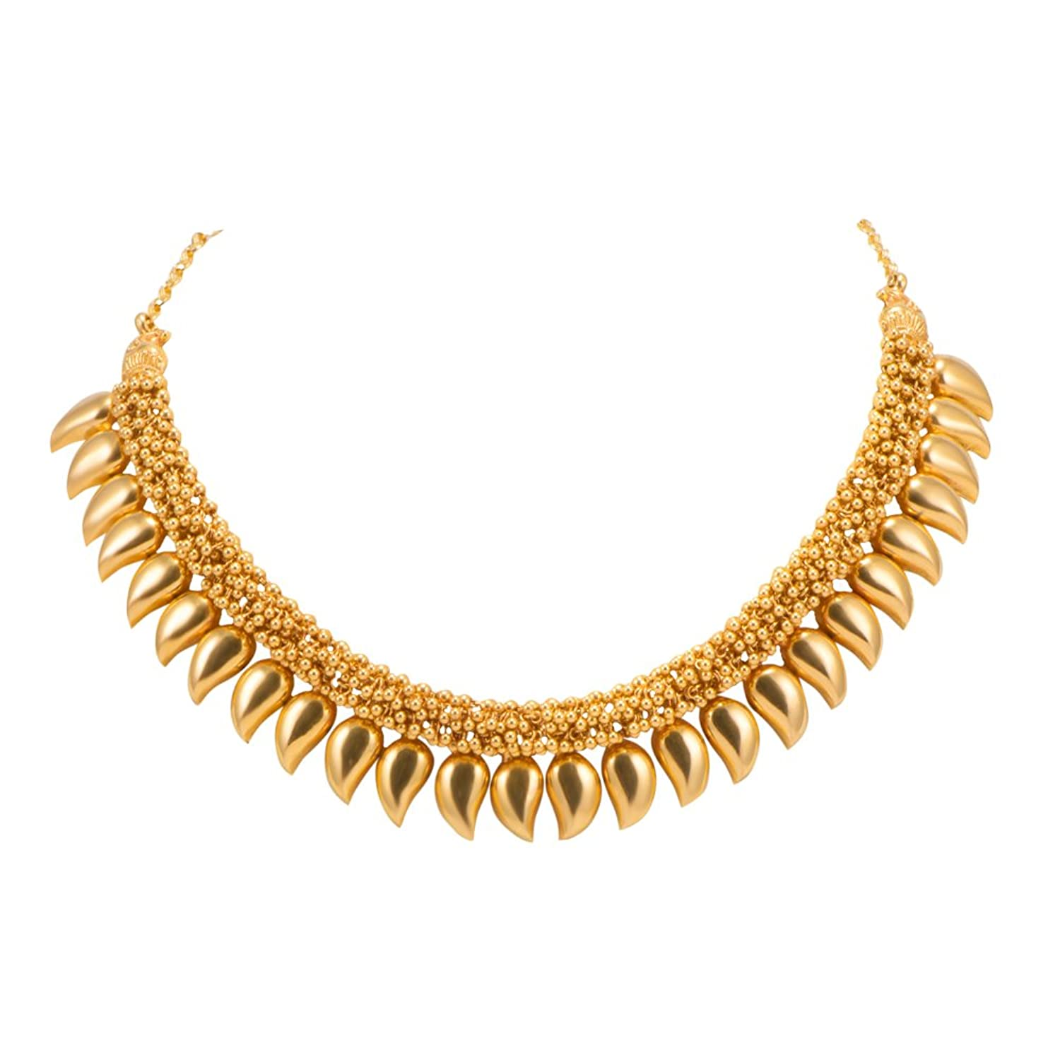 Buy Joyalukkas 22k Gold Necklace Online at Low Prices in India ...