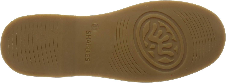 Shabbies Amsterdam Damen Alissa Stiefeletten Braun Cognac 3298