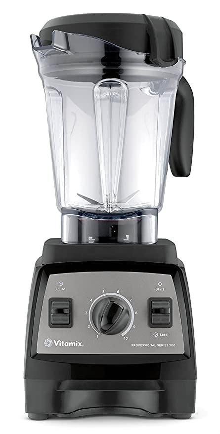 Vitamix Professional 300 Food Processor & Blender 2L (40% Quieter) by VITAMIX