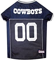 NFL PET Jersey. Most Comfortable Football Licensed Dog Jersey. 32 NFL Teams Available in 7 Sizes. Football Jer