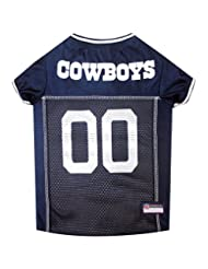 NFL PET JERSEY. - Football Licensed Dog Jersey. - 32 NFL Team...