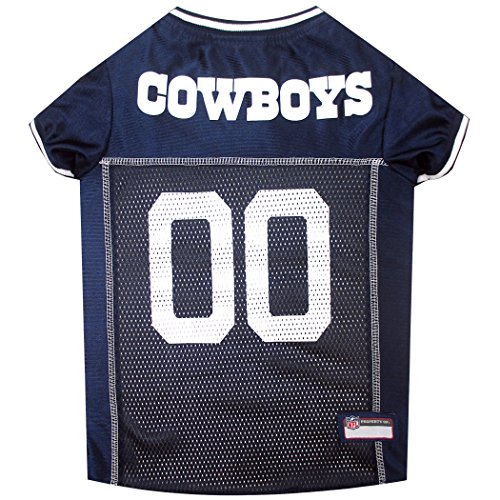 NFL DALLAS COWBOYS DOG Jersey, Medium]()