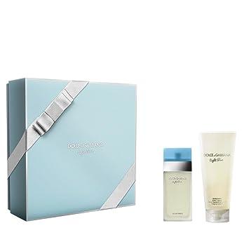 Image Unavailable. not available for. Color: Dolce \u0026 Gabbana Light Blue Gift Set Amazon.com : 1.7oz (50ml) EDT +