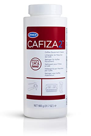 Urnex Cafiza 2 - Limpiador en polvo para cafeteras (900 g)