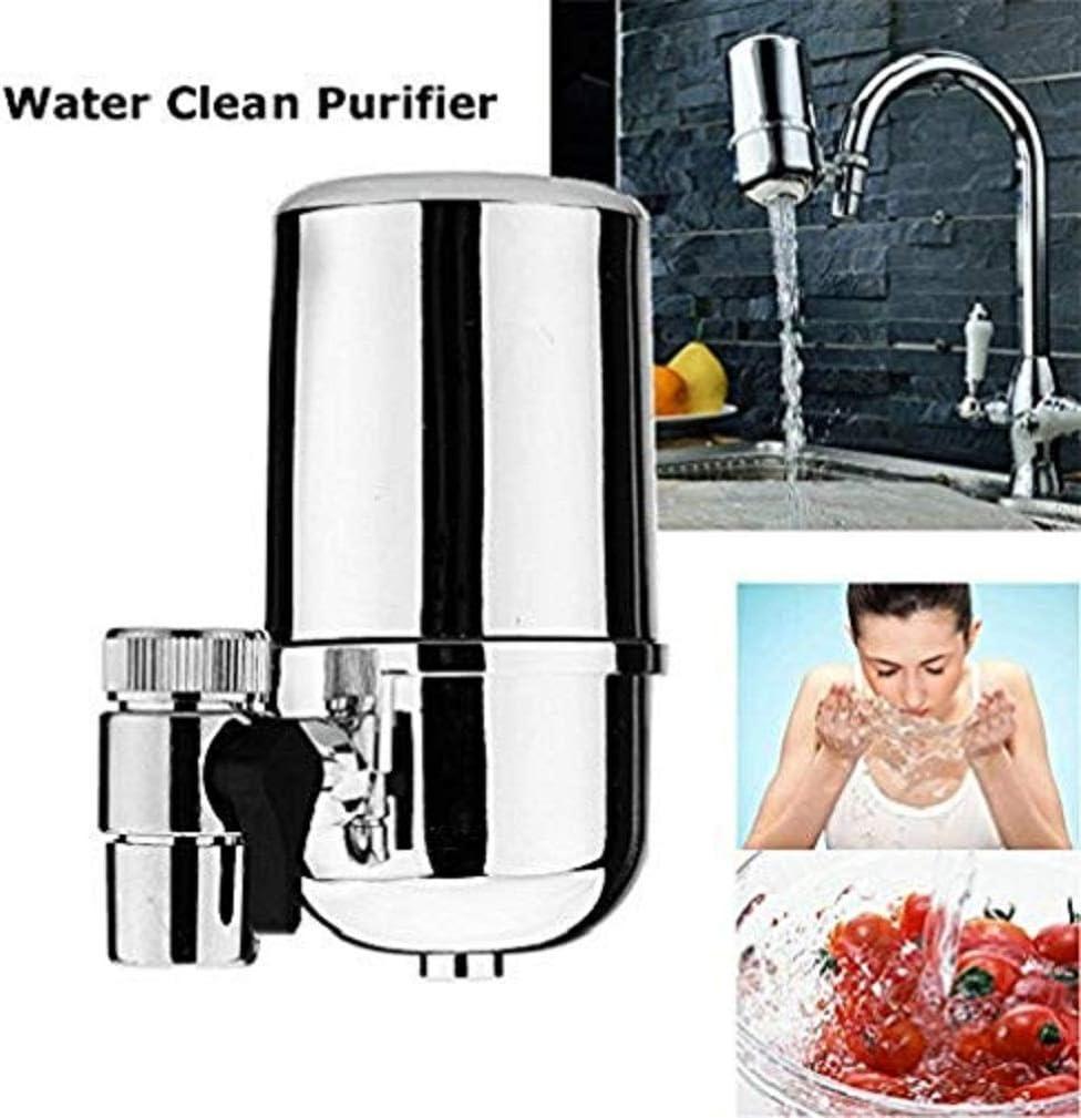 Hangang Filtro Purificador de Agua de Grifo , Filtro de Agua de Grifo, Dispositivo Purificador de Agua para Cocina Kome, Filtro de Montaje de Grifo con Filtración de Agua Avanzada: Amazon.es: Bricolaje