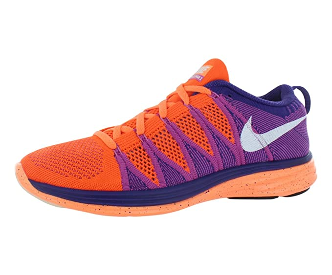 on sale 322f4 1f1de Image Unavailable. Image not available for. Colour  Nike Flyknit Lunar 2  Running Shoes ...