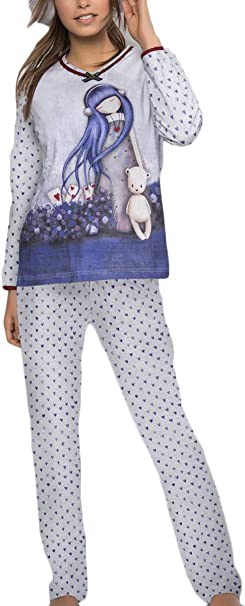 ADMAS - Pijama Mujer Santoro GORJUSS Mujer