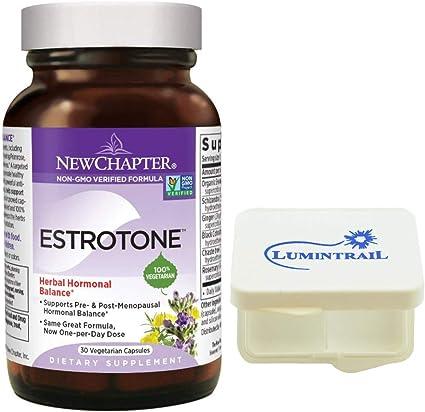 Amazon.com: Nuevo Capítulo Menopausia Suplemento - Estrotone ...