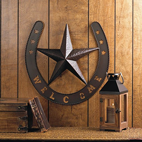 Zingz and Thingz Western Star Wall Decor