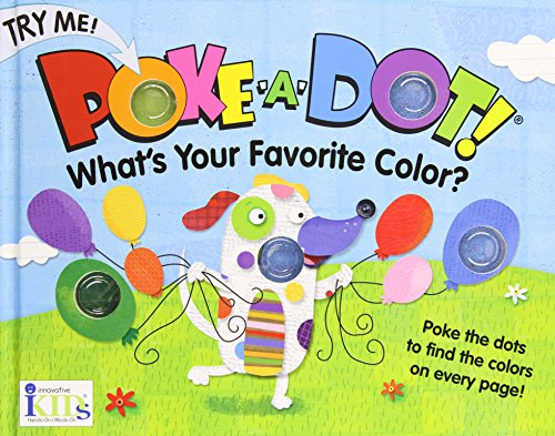 WHAT'S YOUR FAVORITE COLOR? (Poke-a-Dot)