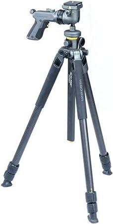 Vanguard Alta Pro 2+ 263CGHT - Trípode de carbono para dslr, color negro y gris