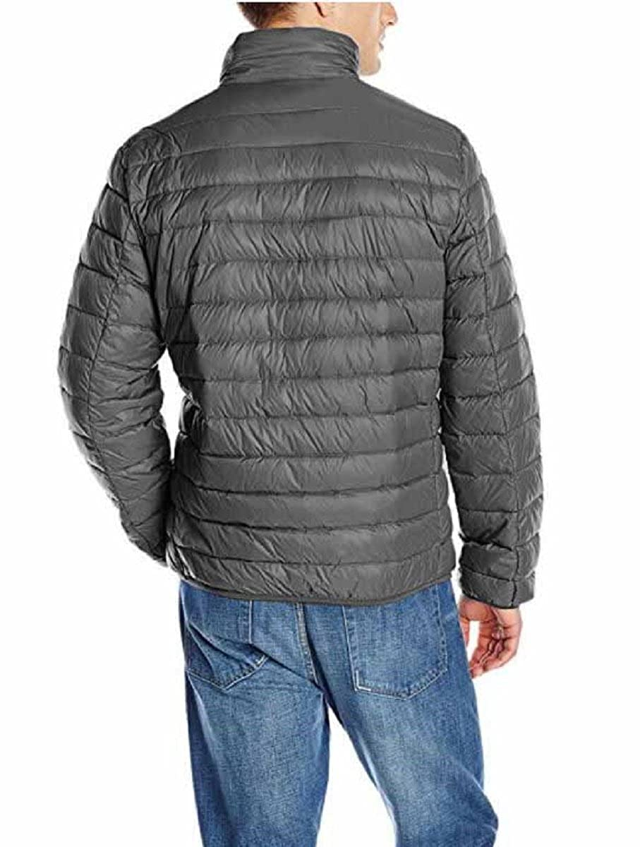 32degrees Hombre Packable Down Puffer Jacket - -: Amazon.es: Ropa y accesorios