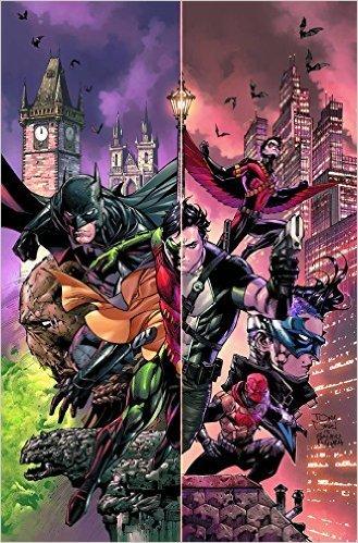 Batman and Robin Eternal #1 (Batman Eternal 1)