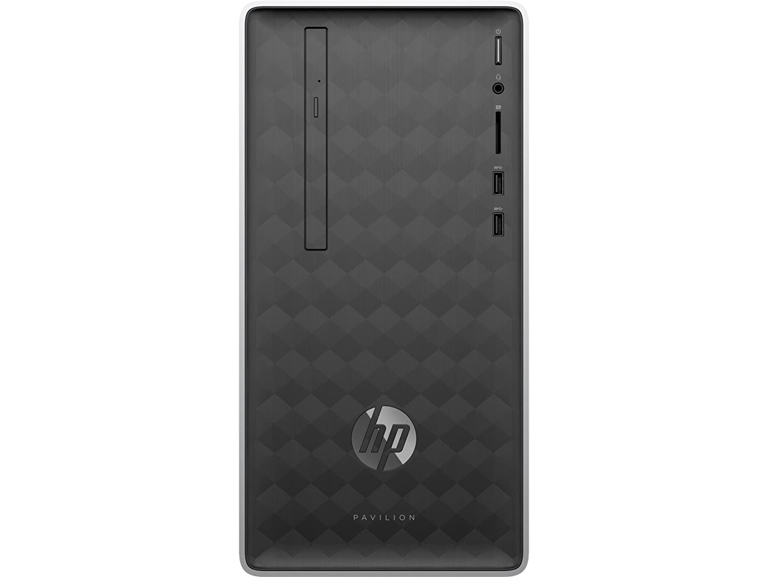 HP Pavilion 590-a0202ns 2,00 GHz Intel® Celeron® J4005 Gris, Plata Mini Tower PC - Ordenador de sobremesa (2,00 GHz, Intel® Celeron®, 4 GB, 1000 GB, DVD Super Multi, FreeDOS)