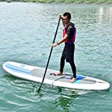 MD Group SUP Board Stand Up Paddle 10-Feet Inflatable EVA Adjustable & Lightweight
