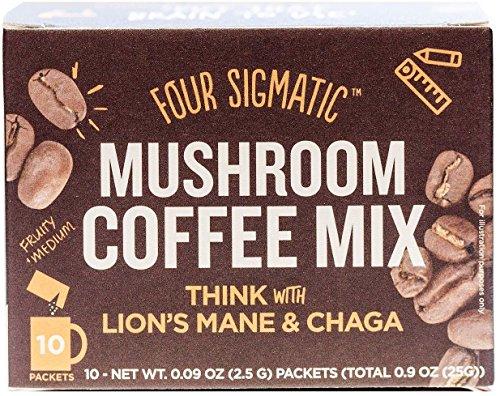 four-sigma-foods-mushroom-coffee-lions-mane-10-sachets