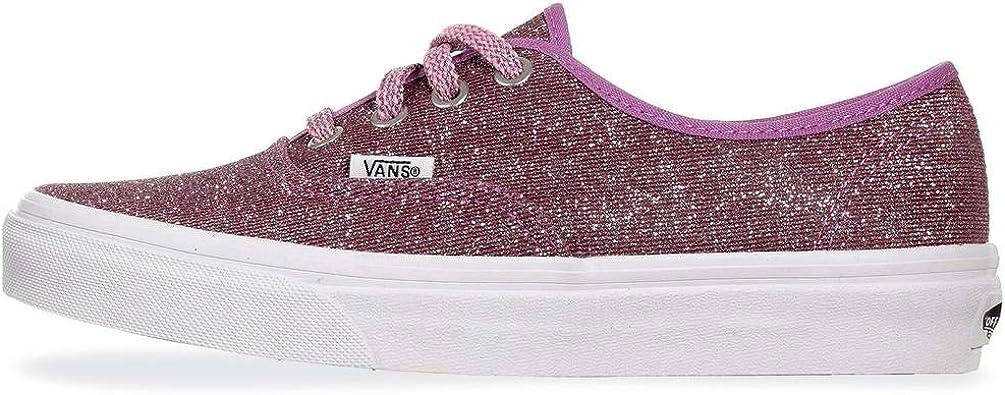 Vans Authentic (Lurex Glitter) Pink