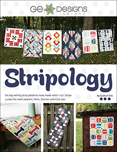 Stripology Softcover Quilt Strip Pattern product image