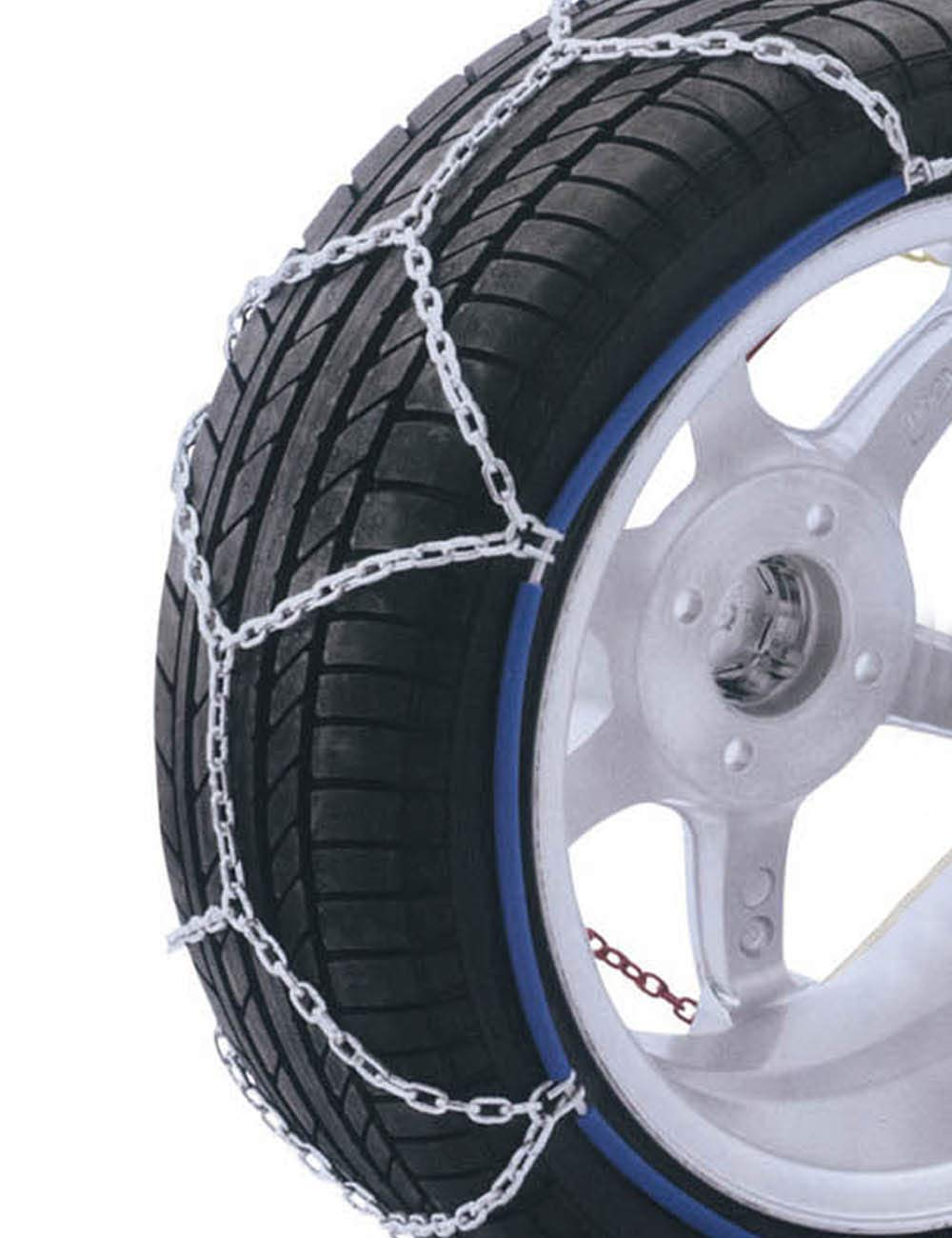 9 mm Krawehl 3402.0011060 Snow Chains Rombo 2 pieces Group 10