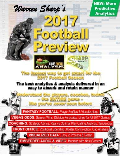 Warren Sharp's 2017 Football Preview