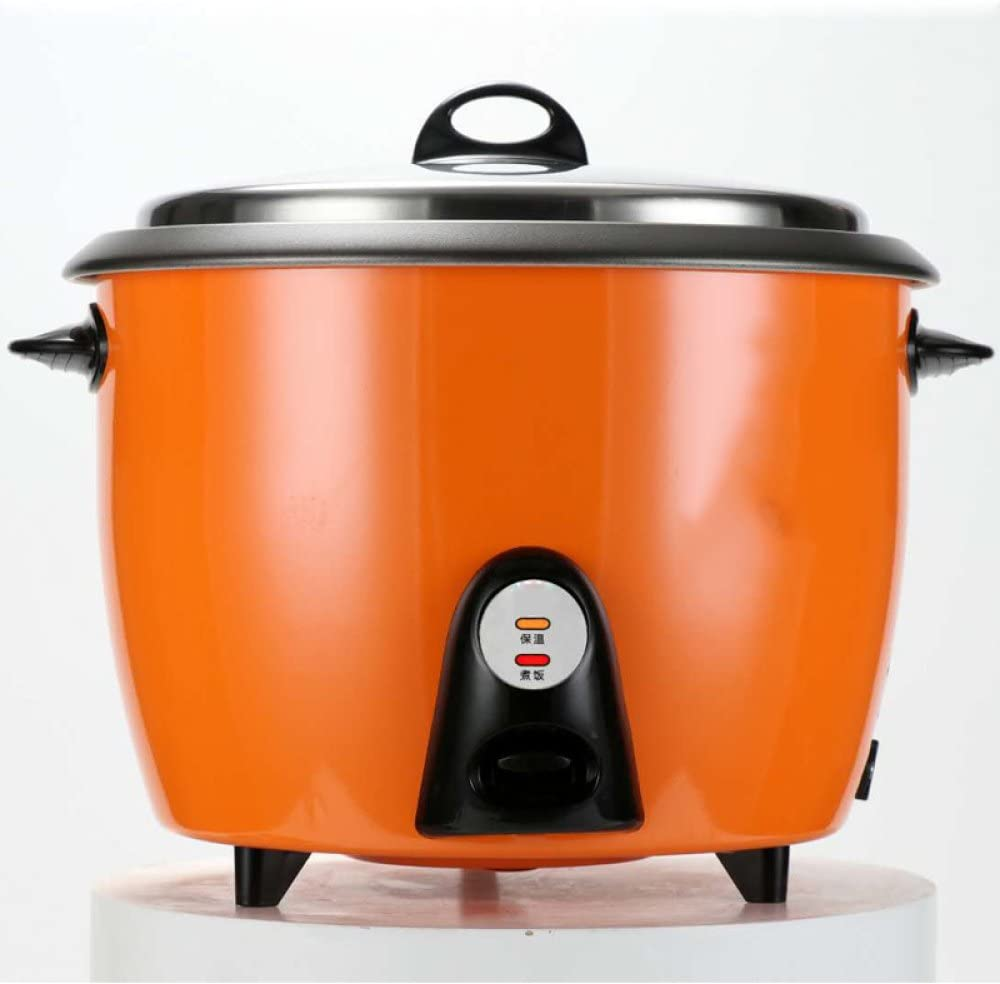 Large Rice Cooker 8L Hotel Commercial Rice Cooker Household appliances Small appliances/Orange/8L DDQ2
