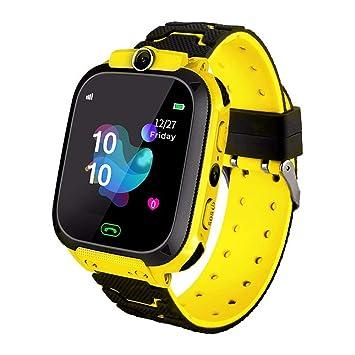 Smartwatch para niños, Resistente al Agua, con función de Llamada ...