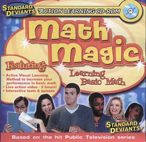 Math Magic (Jewel Case)