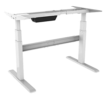 Amazon Com Mount It Electric Stand Up Desk Frame Only Dual
