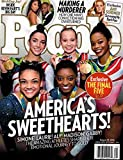 People August 29, 2016 America's Sweethearts - The Final Five Simone! Laurie! Aly! Madison! Gabby!